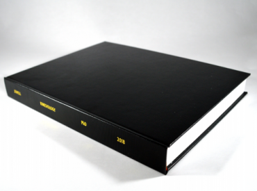 Thesis or Dissertation Binding (Hardcover)